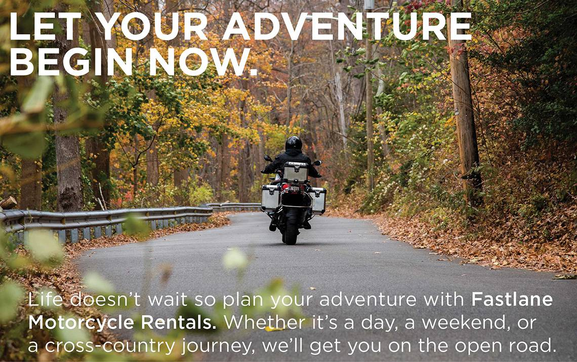 Life Doesn't Wait Rent a Motorcycle Today