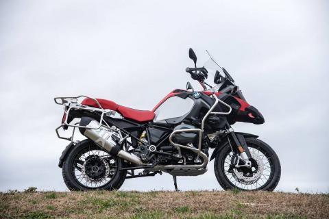 Photo of Faslane's 2016 BMW R1200 GS Adventure